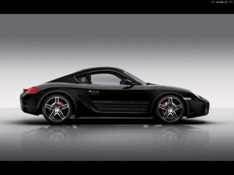 Cayman S Porsche design edition 1