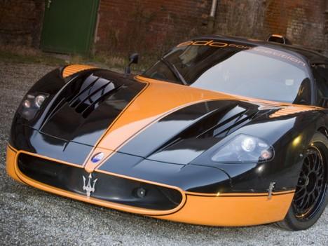 Maserati MC12 XX