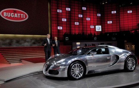 Bugatti Veyron: Pur Sang Exclusive Edition