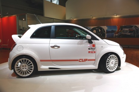 Fiat 500 MS-Design tuning