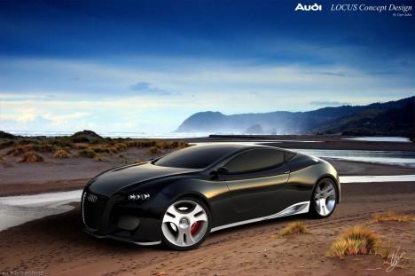 Audi Locus Koncept